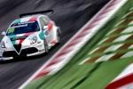 Budapest teatro del secondo round WTCR per le Alfa Romeo Giulietta TCR by Romeo Ferraris