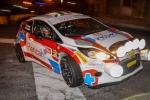 Luca Ferri (Ford Fiesta WRC) firma il tris  alla 10^ Ronde di Sperlonga®