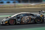 Double podium for FFF Racing in Dubai Super Trofeo Middle East