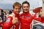 Mugello, Fisichella-Gai (Ferrari 488) si impongono in gara-2 del 4°round del Campionato Italiano Gran Turismo