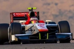 Formula 2 Test - SA's Hyman a solid 8th on his first F2 run