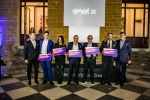 I piloti della smart e-cup premiati da ACI Sport a Monza