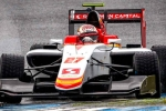 GP3 Test Day 1 - SA star Raoul sets GP3 test pace