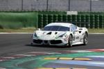 Matteo Greco leader di classe nel Campionato Italiano GT Sprint