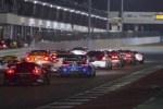 Record grid for the GT4 European Series Northern Cup at Misano