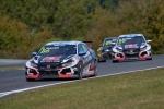 #WTCR Race of France, Circuit Pau-Arnos   Guerrieri keeps sight of points lead at Pau-Arnos