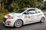 Rally Roma Capitale: Giacomo Guglielmini (Maranello Corse) si rituffa nel trofeo Peugeot 208 Rally Cup Top