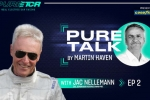 """It's going to be electric!"" Copenhagen Historic Grand Prix CEO – and ex-F1 driver – Jac Nellemann guests on PURE Talk presented by Goodyear and looks ahead to PURE ETCR's grand unveil in the Danish capital"