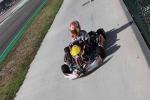 Riccardo Ianniello al 7 Laghi Kart per la 6° prova della Rok Cup Area Nord