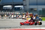 Kart - Alex Irlando conclude entrambi i round della WSK Super Master Series