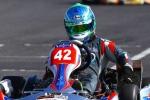 WP Karting Round 3  - Van der Watt after elusive 2017 success