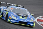 Karol Basz a Vallelunga tra Super Trofeo Europa e World Final