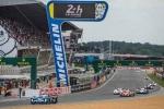Cetilar Villorba Corse ends a tough Le Mans 24 Hours in a comeback