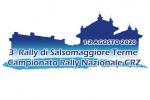 3° Rally di Salsomaggiore Terme 1-2 Agosto 2020 CRZ coeff. 1,5 - Un pieno di Trofei Nazionali per una gara in forte crescita.
