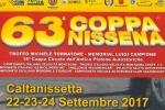 Domani la presentazione della 63^ Coppa Nissena