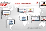 #BlancpaiGT - Extensive television coverage takes new Blancpain GT World Challenge to a global audience