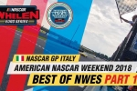 #NWES - NASCAR GP ITALY WATCH THE