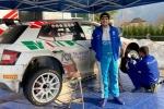 M33 prepara il Rally del Ciocco e Valle del Serchio con Andrea Mazzocchi