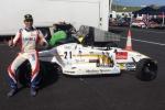 Formula Ford Uk - AD ANGLESEY PRIMA VITTORIA DI DAVIDE MELONI IN MONOPOSTO