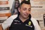 Christian Merli allo start della 67ª Trento – Bondone con l'Osella FA 30 Fortech 3000