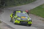 Al 35° Rally della Valdinievole  vittoria per Pierotti-Milli (Skoda Fabia R5)