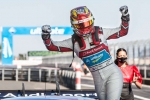Nerve-wrecking: Robin Frijns wins #DTM thriller at the Nürburgring