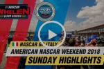#NWES - Highlights from the NASCAR GP Of Italy