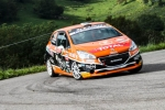 RALLY 2VALLI DIFFICILE PER IL PAVESE DAVIDE NICELLI JR