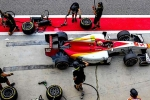 Formula 2 Test - Hyman enjoys productive F2 test Thursday