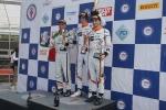 Monza, Gara 2. Nicolò Liana centra la terza vittoria stagionale dopo una sequenza di emozioni nell'ultimo round del Campione Italiano Turismo TCS.