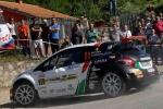 Le punte CST Sport cercano rimonta al Rally Roma Capitale