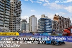A frustrating result for Renault e.dams in Uruguay