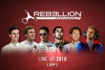 REBELLION Racing will be in LMP1 category for the 2018 FIA WEC season