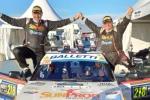 Balletti Motorsport: che gran trionfo a Monza
