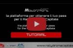 È pronta l'innovativa piattaforma web che sarà utilizzata per regolare gli accessi al Rally di Roma Capitale.