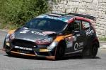 I russi Alexey Lukyanuk e Alexey Arnautov, Ford Fiesta R5, dominano il 6° Rally di Roma Capitale