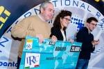 PREMIATI I CAMPIONI IRC PIRELLI 2017 AL CASTELLO DI VALENZANO, PRESSO AREZZO.