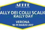 Semaforo verde per la seconda edizione del Rally Day Colli Scaligeri