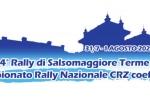 200 iscritti al Rally di Salsomaggiore !