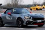 Aci Rally Italia Talent targato Abarth: al via la Semifinale sul Circuito di Siena