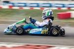 Week end nerissimo per Sofia Necchi a Lonato. Una prima tappa della Iame Series Italy costellata di sfortuna per la driver milanese.