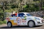 Una toccata ferma la brillante prestazione di Stefano Strabello al 42° Rally il Ciocco e Valle del Serchio
