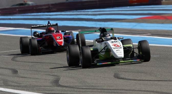 Jorge Bas (TCR Motorsport,Tatuus FA 010 FPT-CIFA #20)