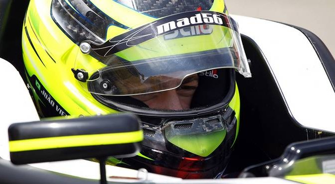 Joao Vieira (Antonelli Motorsport,Tatuus F.4 T014 Abarth #28)