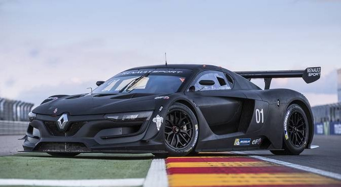 AUTO - RST RS01 TESTS MOTORLAND