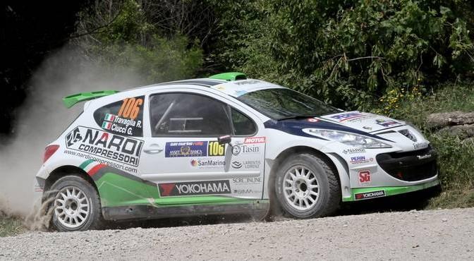 Renato Travaglia, Giacomo Ciucci (Peugeot 207 S2000, #106) Island Motorsport;