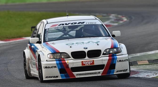 Fumagalli-Fumagalli (Zerocinque Motorsport, BMW 320i B 24h 2.0 #203)