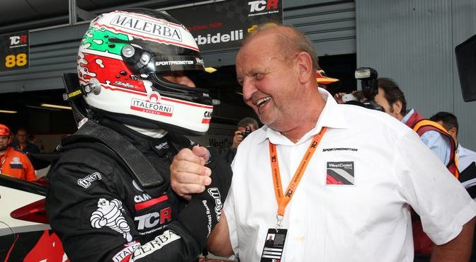 TCR series Monza, Italy 22 - 24 May 2015