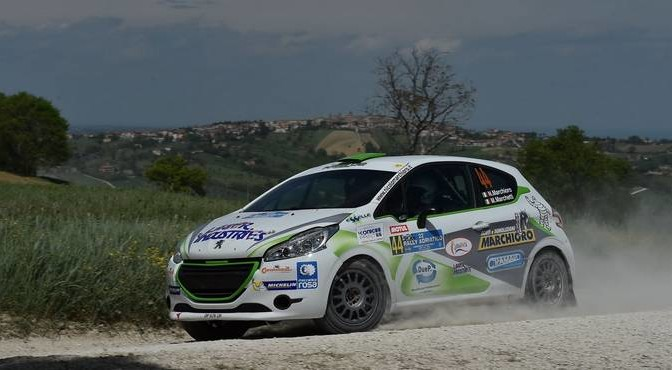 Nicolo Marchioro, Marco Marchetti (Peugeot 208 #44, Sc Power Car Team Srl)