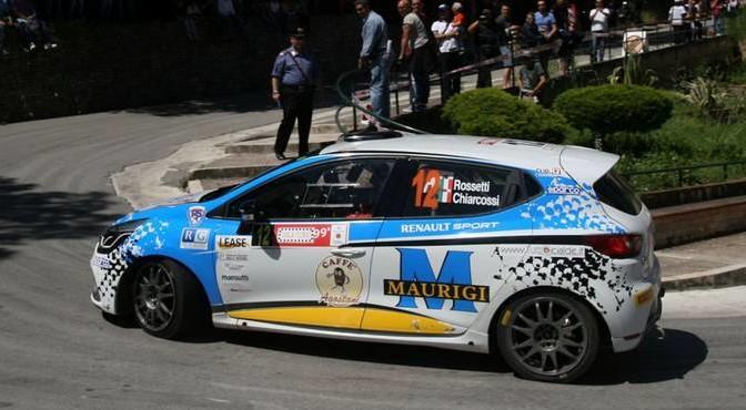 Luca Rossetti, Matteo Chiarcossi (Renault New Clio RS #12, Promo Sport Racing)